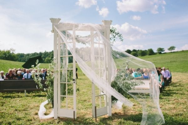 10 original altar design ideas for outdoor weddings view in gallery junglespirit Gallery