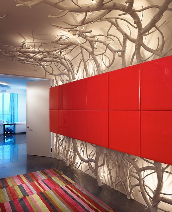 30 Creative Ceiling Decorating Ideas That Will Make Your: How To Use Branches Creatively