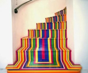 5 Concept to Add Personality to Your Staircase