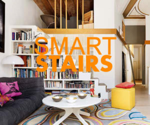 Smart Stairs: Squeezing Space Out of Your Staircase