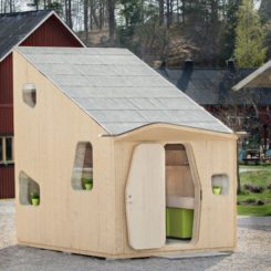 Smart And Eco Friendly Student Unit Measuring Only 10 Square Meters