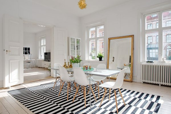 Scandinavian Tables Bring Simplicity To The Dining Room 15