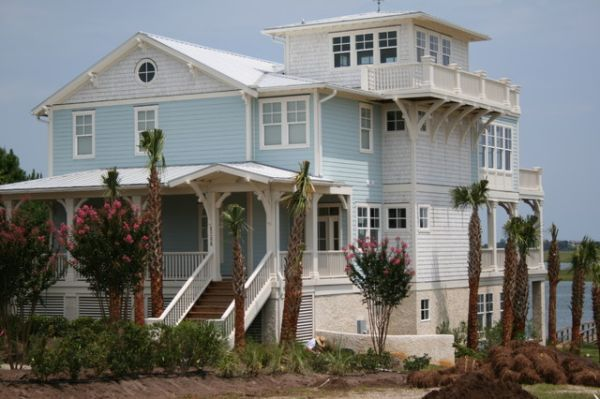 Beautiful Inspiring Beach Style Homes
