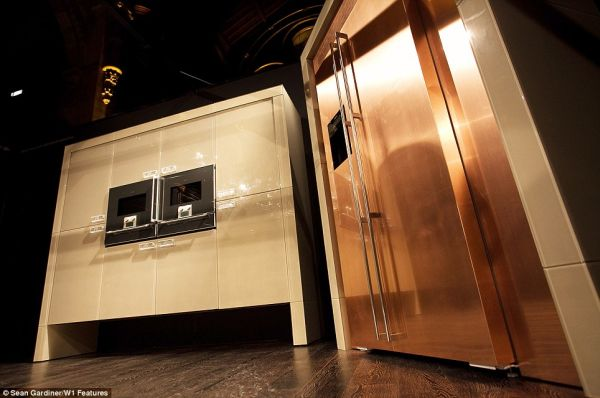World S Most Expensive Kitchen Costs 1 6 Million