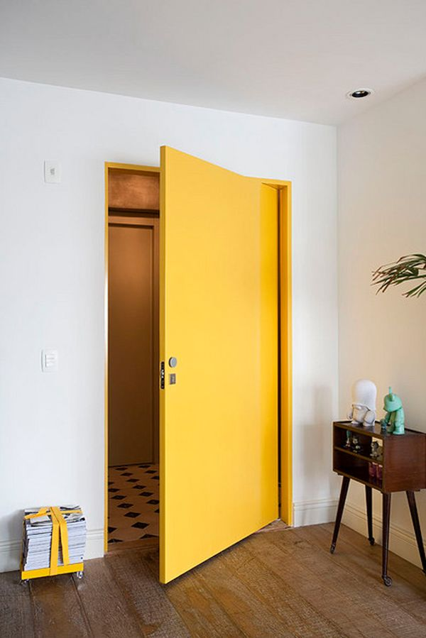 & Obsessed With Yellow \u2013 19 Eye-Catching Ideas