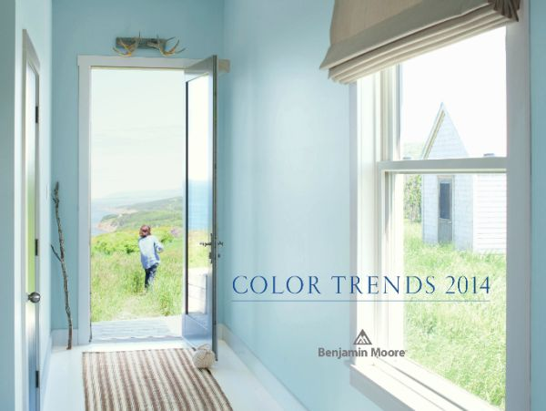 Breathe of Fresh Air – Color of the Year 2014