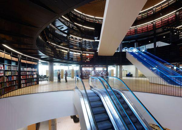Modern Architecture Libraries Around The World