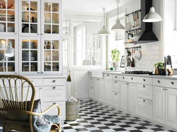 white classic kitchen. View in gallery A Look at Traditional Contemporary Kitchens