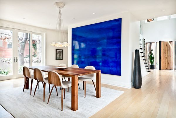How To Use Abstract Wall Art In Your Home Without Making It Look
