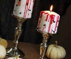 Attractive ... 9 Spooky, Scary Halloween DIYs For The Family