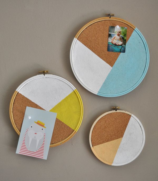 How You Can Repurpose An Embroidery Hoop – 16 Creative Ideas