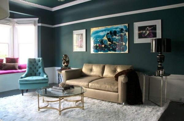 How To Use Abstract Wall Art In Your Home Without Making It Look Out ...