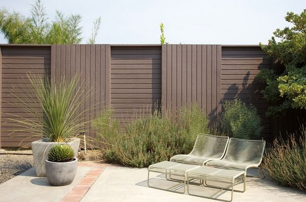 provoking practical privacy fences. Black Bedroom Furniture Sets. Home Design Ideas