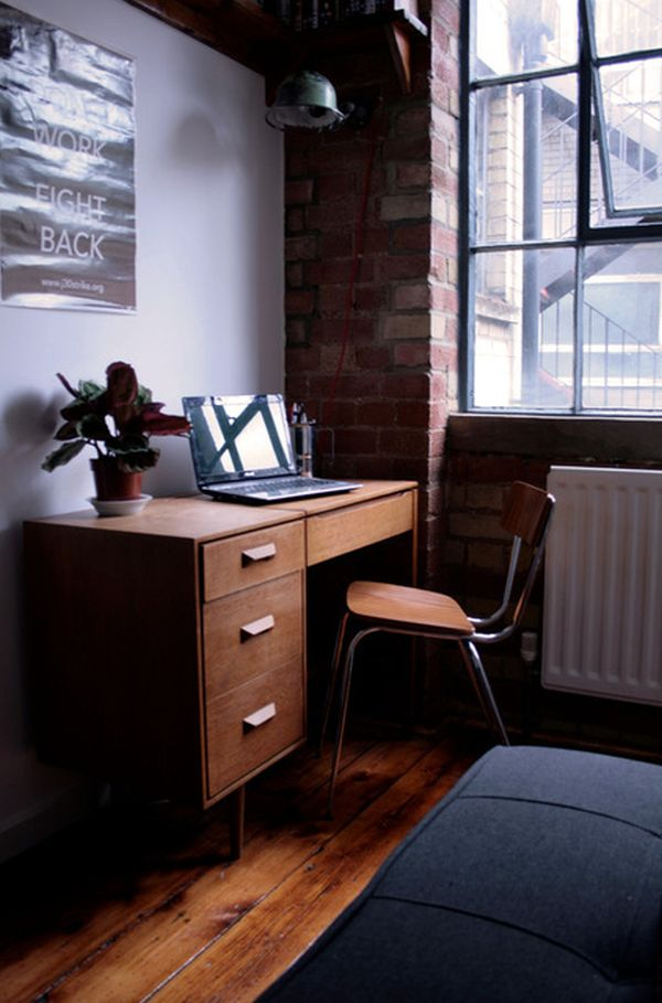Efficient And Stylish Small Home Offices Nice Look