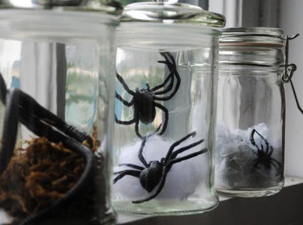 9 Spooky Scary Halloween DIYs for the