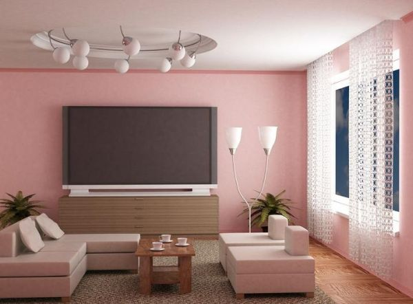 Creating the Winter Wonderland Effect with Pink