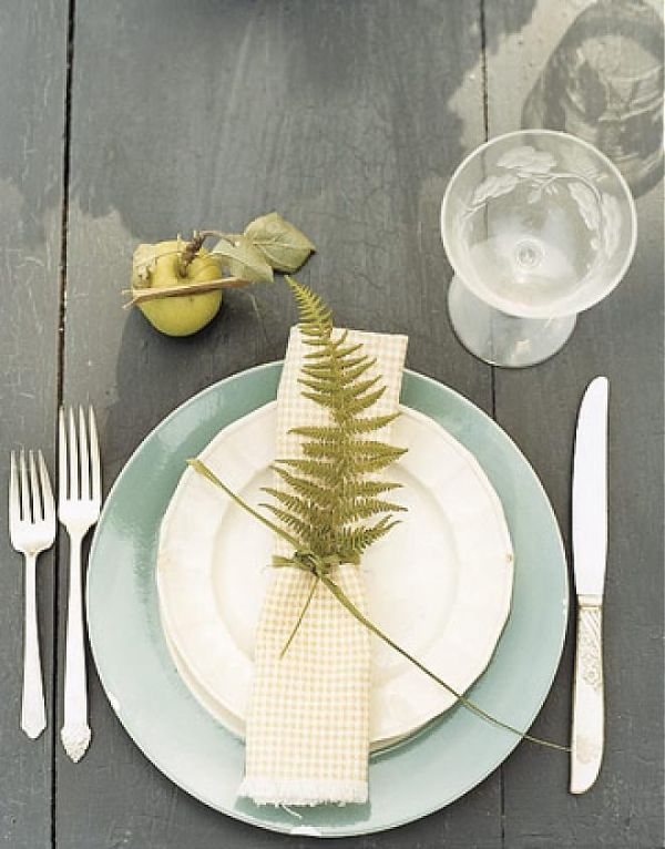 4. Think about colors. & Designing Your Own Place Setting: Tips u0026 Where To Start