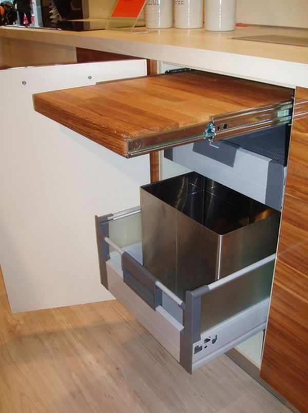 Pull Out Kitchen Islands