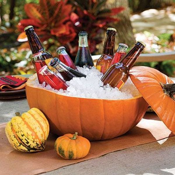 a cold bar - Cool Halloween Party Ideas
