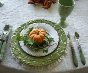 Exciting Autumn Tablescapes