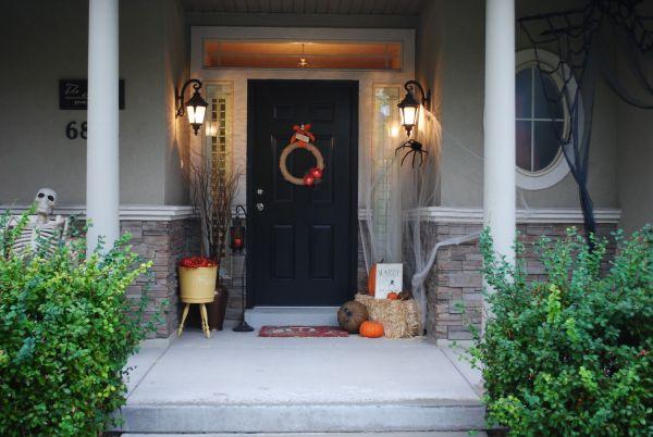 The Best 35 Front Door Decors For This Years Halloween