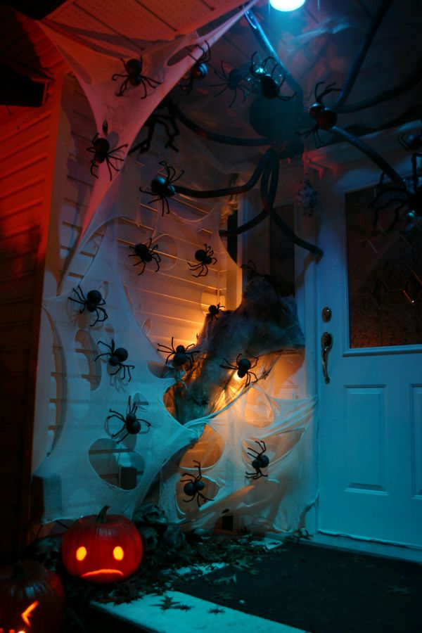 home decorating trends homedit - Homes Decorated For Halloween