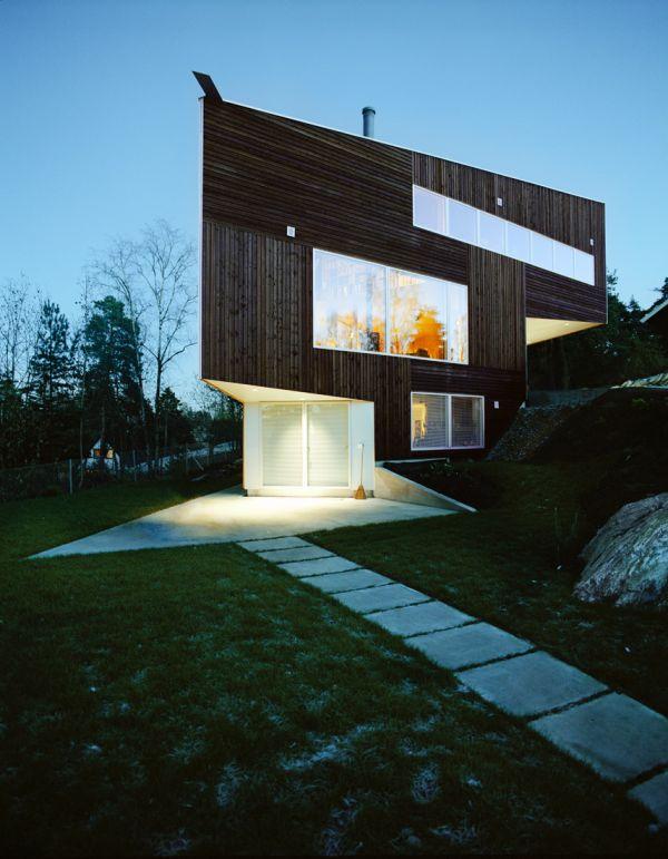 Triangular Homes: Funky Exterior Shapes