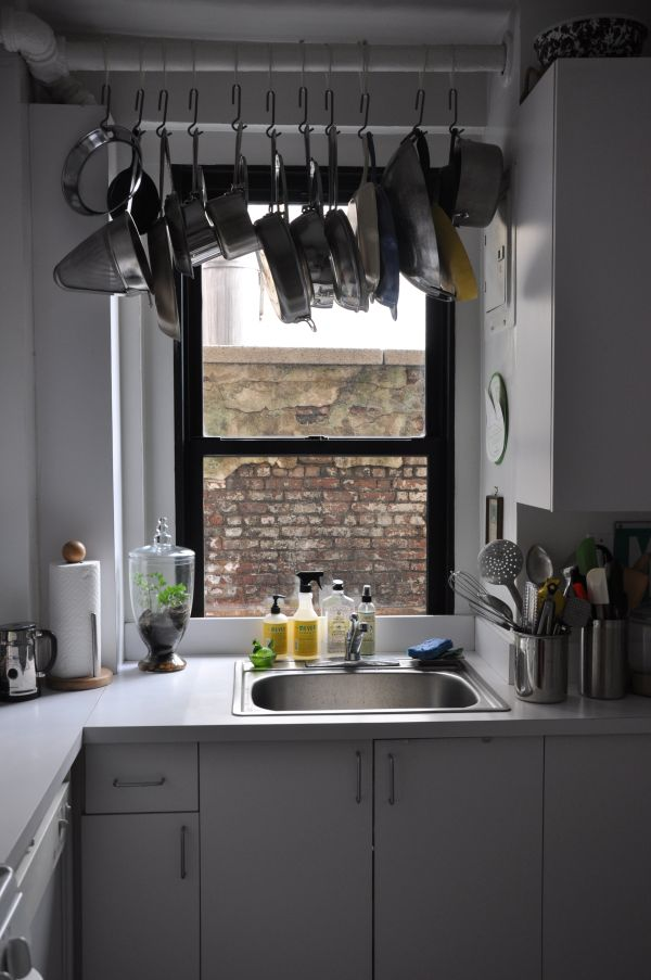 Storing Pots And Pans In Small Kitchen Design Ideas