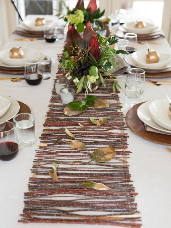 30 Thanksgiving Table Setting Ideas For A Festive Dcor
