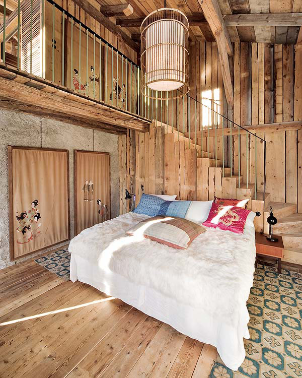 25 Cozy And Welcoming Chalet Bedrooms Ideas