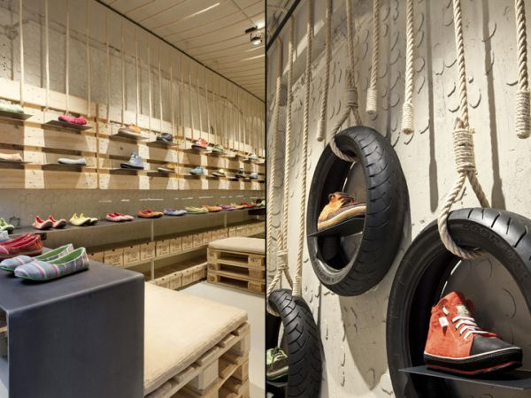 How Commercial Spaces Use Recycled Materials In Beautiful Designs