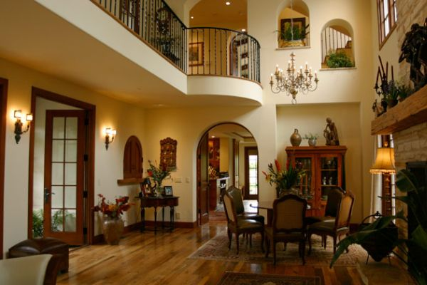 How to achieve a spanish style for Spanish house plans