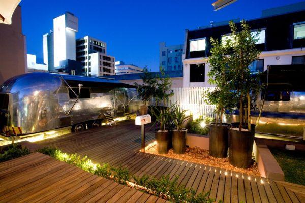 Rooftop Garden Design Roof Deck