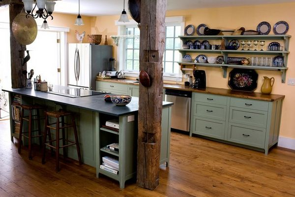 Amazing Rustic Kitchen Decorating Ideas Top Beautiful Rustic Kitchen  Interiors For A Warm Cooking With Rustic Kitchen Decorating Ideas