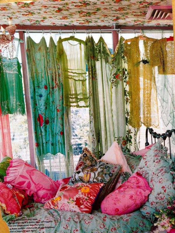 How To Achieve Bohemian Or Boho Chic Style