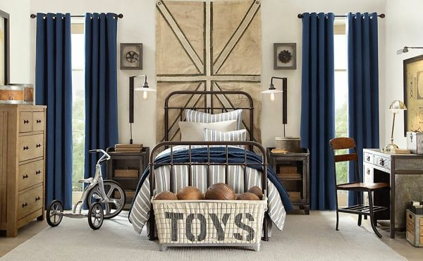 Cream and Blue-Hued Rooms: Ideas and Inspiration