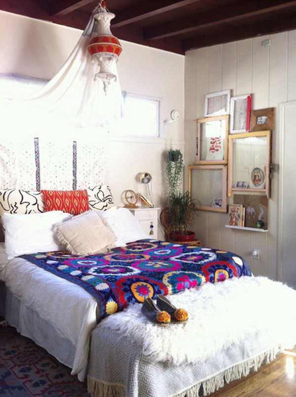 bohemian style bedroom how to achieve bohemian or boho chic style 10899