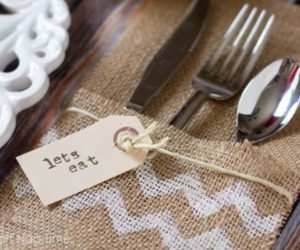 Thanksgiving Setups For Utensils – Last Minute Details For A Perfect Dinner