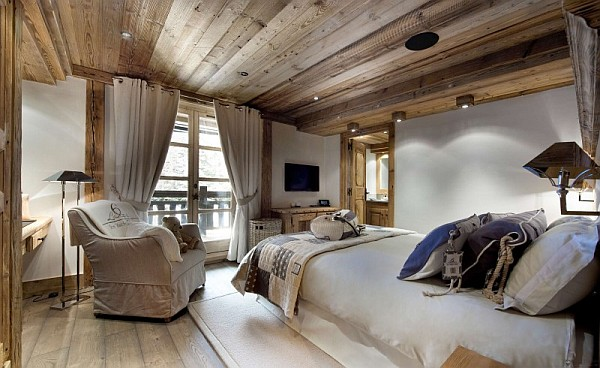 chalet style 25 cozy and welcoming chalet bedrooms ideas 7427
