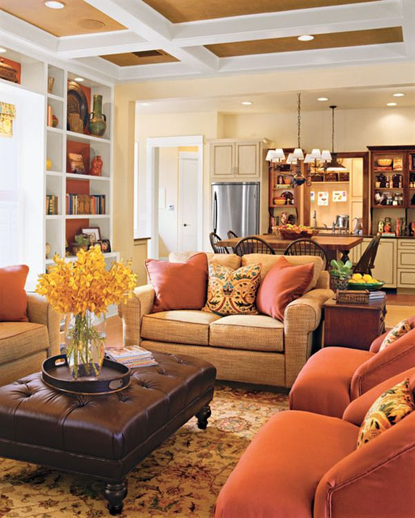 Traditional Living Room: How To Achieve A Traditional Style