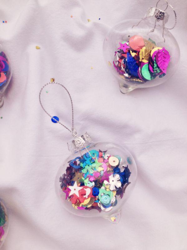 Christmas Water Glasses