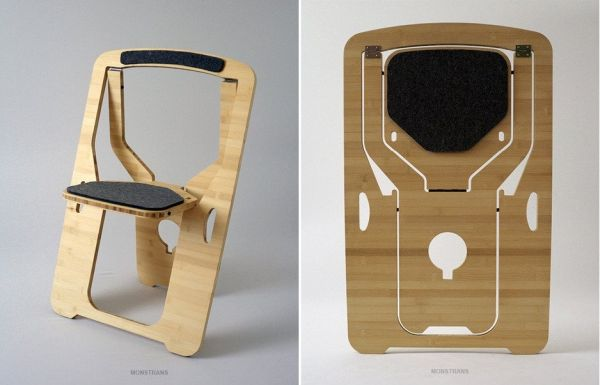 Folding Furniture Designs Great SpaceSavers And Always Good - Collapsible chairs