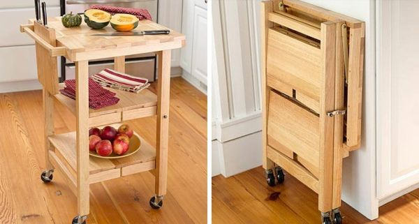 10 Folding Furniture Designs – Great Space-Savers And Always ...