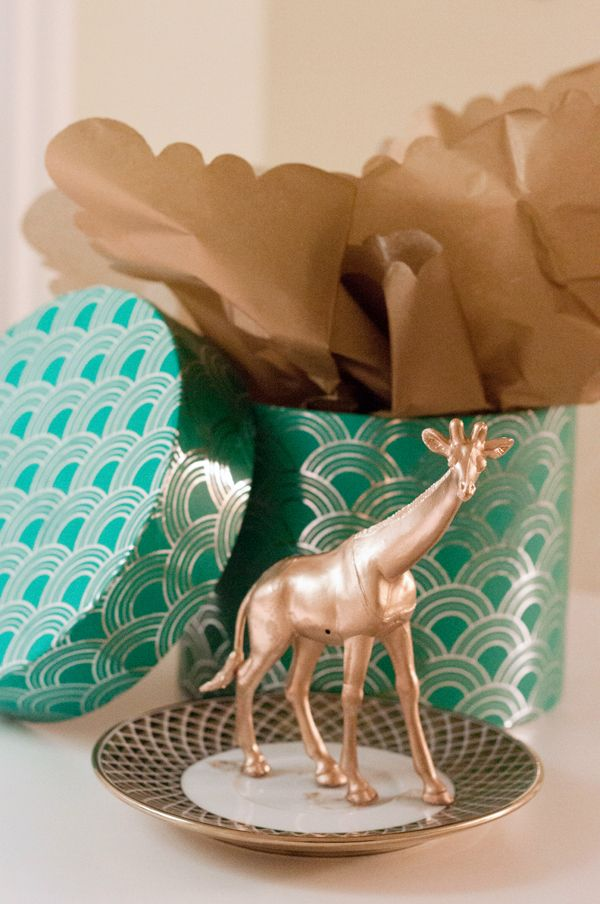 the animal ring holder