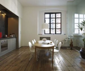 Former Soap Factory Converted Into Beautiful Loft Apartments In Milan