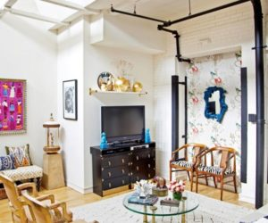 Colorful Eclectic Interior Design · How To Balance Eclectic Styles Ideas