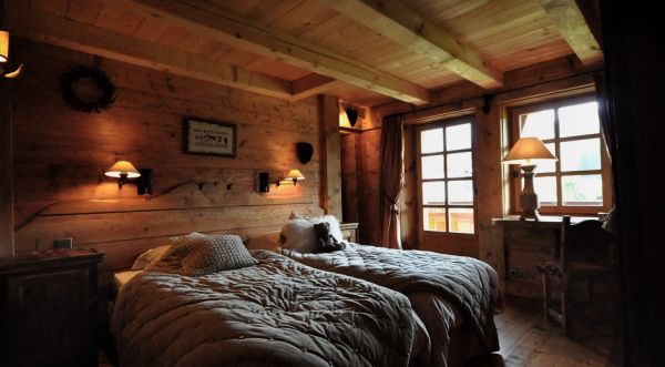 small attic decorating ideas - 25 Cozy And Wel ing Chalet Bedrooms Ideas