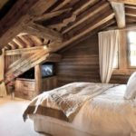 25 Cozy And Welcoming Chalet Bedrooms Concept