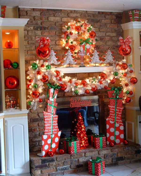 Decorating for christmas theme ideas for Classy xmas decorations