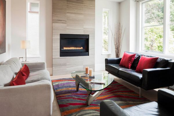 Very 100 Fireplace Design Ideas For A Warm Home During Winter CF33